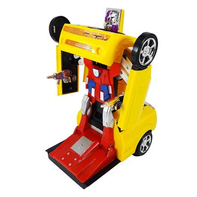 ماشین اسباب بازی تبدیل شونده مدل fw 338a
