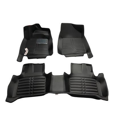 کفپوش سه بعدی خودرو اسایسیجی مدل cbn مناسب برای نیسان تیانا