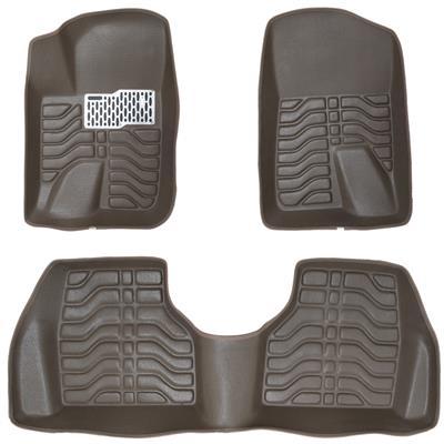کفپوش سه بعدی خودرو مدل 2499 مناسب برای سمند