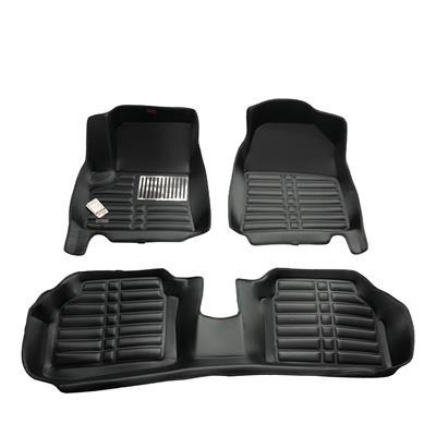 کفپوش سه بعدی خودرو اسایسیجی مدل cbn مناسب برای mg6