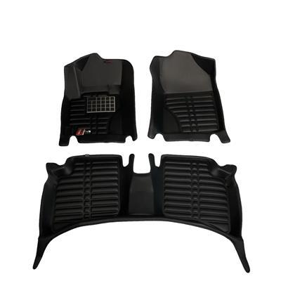کفپوش سه بعدی خودرو اسایسیجی مدل cbn مناسب جیلی cg6