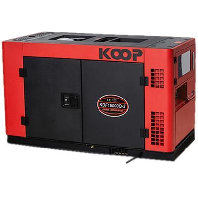 موتور برق کوپ مدل kdf 16000 q 3df3