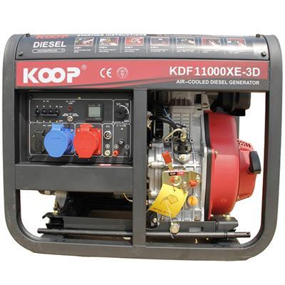 موتور برق کوپ مدل kdf 11000xe 3dphasethree