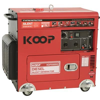 موتور برق کوپ مدل kdf8500 q 3d phasesingel