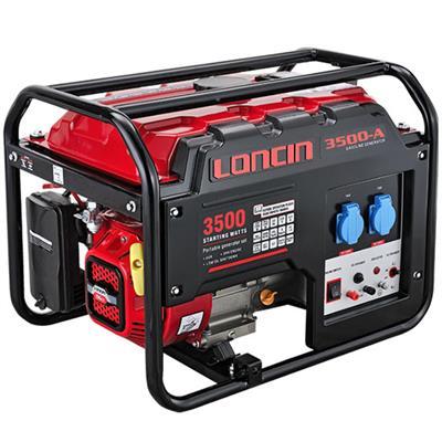 موتور برق بنزینی لانسین مدل lc3500das