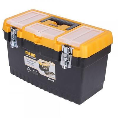 جعبه ابزار مهر مدل jmt 16 قفل فلزی 16 اینچ