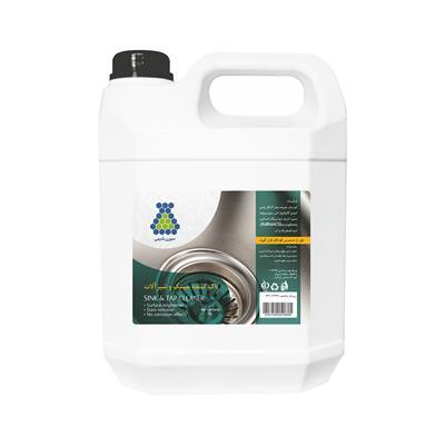 پاک کننده سینک و شیرآلات سورن شیمی مدل st4 حجم 4 لیتر