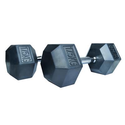 دمبل اس اچ ار کد b6 وزن 175 کیلوگرم بسته 2 عددی