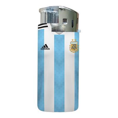 فندک طرح پیراهن تیم ملی آرژانتین مدل tft09