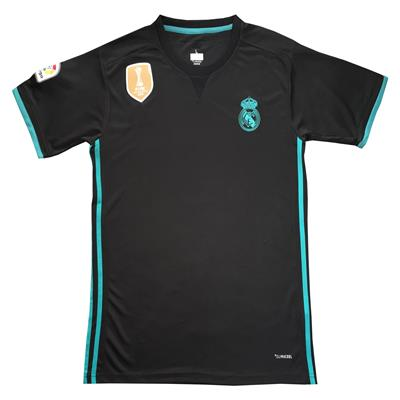 پیراهن طرح تیم رئال مادرید مدل r 2018
