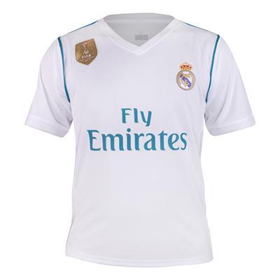 پیراهن تیم رئال مادرید مدل 18 2017 home