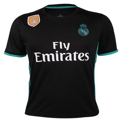 پیراهن تیم رئال مادرید مدل 18 2017 کیت 2