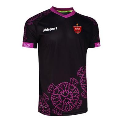 تی شرت ورزشی مردانه آلشپرت مدل پرسپولیس Away2021