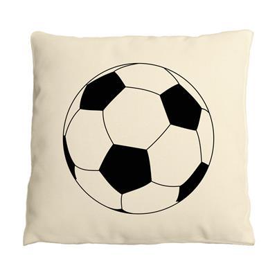 کاور کوسن طرح توپ فوتبال کد 2142