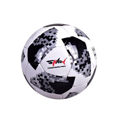 توپ فوتبال شارک طرح جام جهانی مدل sh04 w