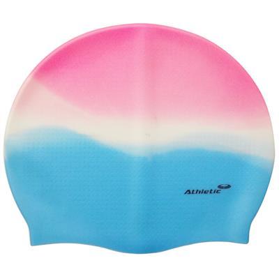 کلاه شنا مدل athcolorful 1240