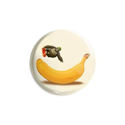 پیکسل ماسا دیزاین طرح اسکیت برد موز میمون کد asb50