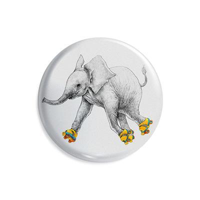 پیکسل ماسا دیزاین طرح فیل اسکیت بازی کد as307