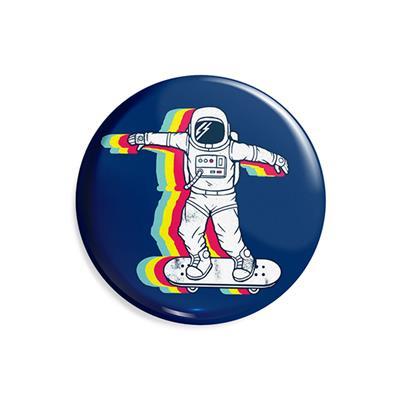 پیکسل ماسا دیزاین کد طرح اسکیت برد فضانورد فضا as398