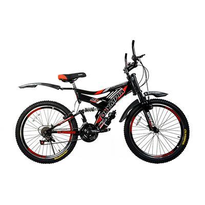 دوچرخه کوهستان المپیا مدل hummer001 سایز 24