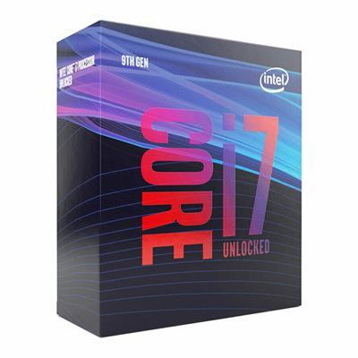 پردازنده اینتل Core i7-9700F Coffee Lake BOX