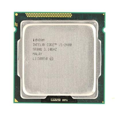 پردازنده مرکزی اینتل سری sandy bridge مدل core i5 2400