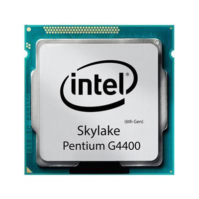پردازنده مرکزی اینتل سری skylake مدل pentium g 4400 تری
