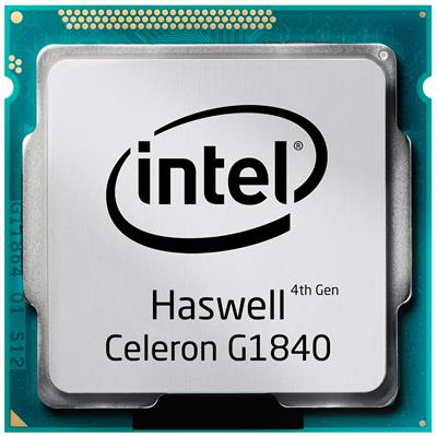پردازنده مرکزی اینتل سری haswell مدل celeron g1840