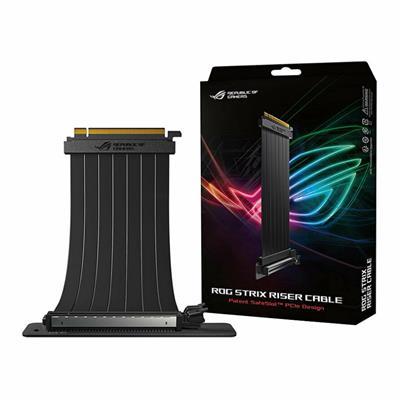 کابل نصب عمودی کارت گرافیک ایسوس ROG Strix Riser PCI-E 3.0 x 16