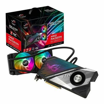 کارت گرافیک ایسوس ROG STRIX Radeon RX 6800 XT 16GB LC OC
