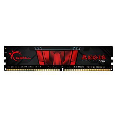 رم دسکتاپ DDR4 تک کاناله 3200 مگاهرتز CL16 جی اسکیل مدل AEGIS ظرفیت 8 گیگابایت