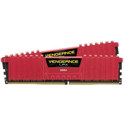 رم کامپیوتر کورسیر مدل vengeance lpx 3200mhz ddr4 ظرفیت 32 گیگابایت