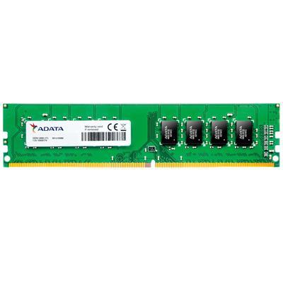 رم کامپیوتر ddr4 ای دیتا فرکانس 2666 مگاهرتز مدل ad4u266638g19 b ظرفیت 8 گیگابایت