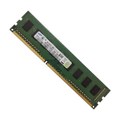 رم کامپیوتر سامسونگ مدل ddr3 1600mhz 12800 ظرفیت 2 گیگابایت