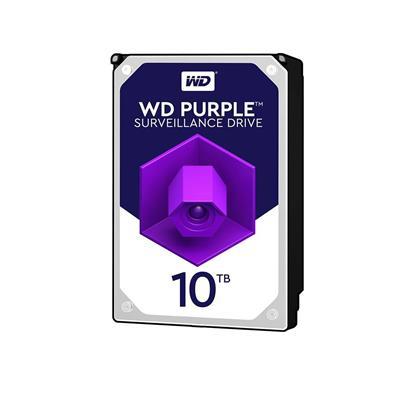 هارددیسک اینترنال وسترن دیجیتال مدل Purple WD102PURZ ظرفیت 10 ترابایت