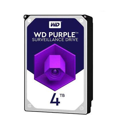 هارددیسک اینترنال وسترن دیجیتال مدل Purple WD40PURX-A ظرفیت 4 ترابایت