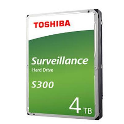 هارددیسک اینترنال توشیبا مدل s300 surveillance ظرفیت 4 ترابایت