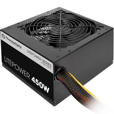 منبع تغذیه کامپیوتر ترمالتیک مدل litepower 450w