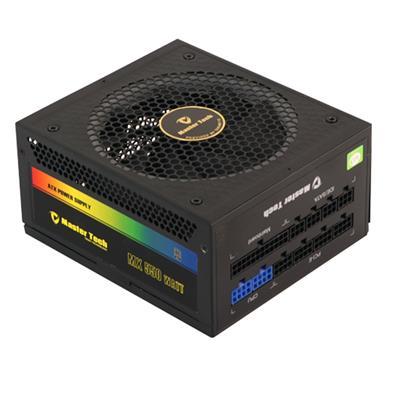 منبع تغذیه کامپیوتر ماژولار مستر تک مدل mx550w