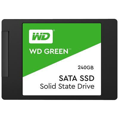 اس اس دی اینترنال وسترن دیجیتال مدل green wds240g2g0a ظرفیت 240 گیگابایت