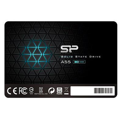 اس اس دی اینترنال sata30 سیلیکون پاور مدل ace a55 ظرفیت 256 گیگابایت
