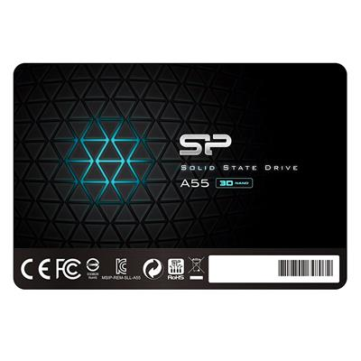 اس اس دی اینترنال sata30 سیلیکون پاور مدل ace a55 ظرفیت 128 گیگابایت