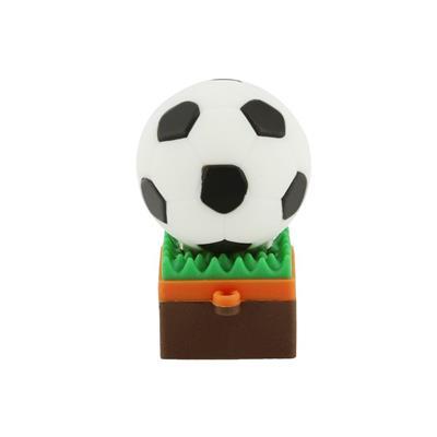 فلش مموری طرح توپ فوتبال مدل ultita fb02 ظرفیت 8 گیگابایت