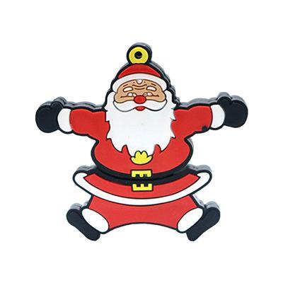فلش مموری طرح بابانوئل مدل ul pv sant01 ظرفیت16گیگابایت