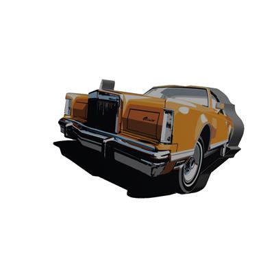 استیکر کنسول بازی مدل شورولت کد 630