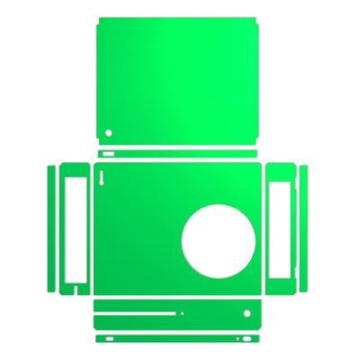 برچسب ماهوت مدل green color special مناسب برای کنسول بازی xbox one s