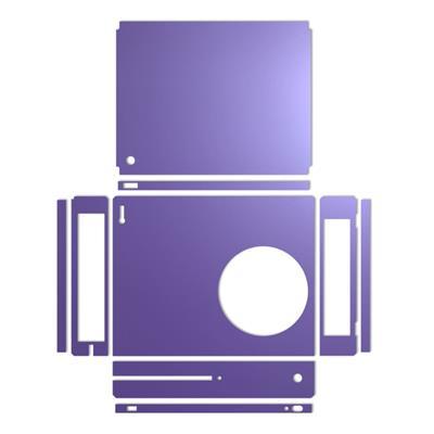 برچسب ماهوت مدل purple color مناسب برای کنسول بازی xbox one s
