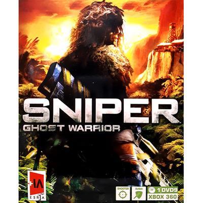 بازی sniper ghost warrior مخصوص xbox 360
