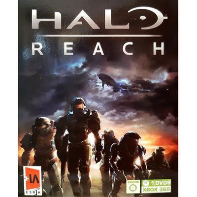 بازی halo reach مخصوص xbox 360