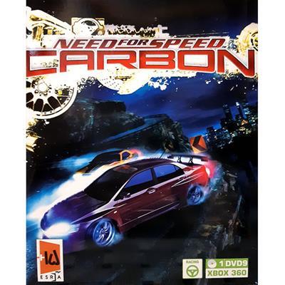 بازی need for speed carbon مخصوص xbox 360